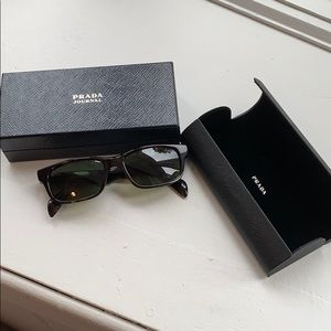 Women's Prada Sunglasses Brand New